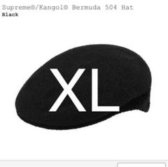 "Thumbnail of ""Supreme Kangol Bermuda 504 Hat Black XL"""