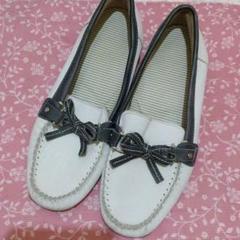 "Thumbnail of ""白色      ホワイト          革靴        日本製   ❗❗"""