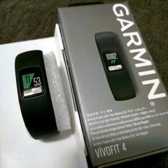 "Thumbnail of ""ガーミン vivofit 4 black GARMIN 腕時計 スマートウォッチ"""
