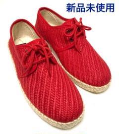 """Thumbnail of """"大特価【新品未使用】KOYUK 《コユック》 デッキシューズ RED/ ビームス"""""""