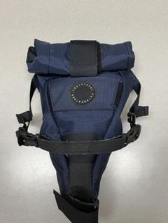 """Thumbnail of """"FAIRWEATHER seat bag ネイビー 旧型"""""""