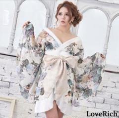 "Thumbnail of ""LoveRich 花魁 キャバドレス ドレス 浴衣"""