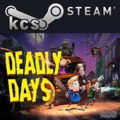 "Thumbnail of ""Deadly Days Steam版 定価1220円を"""