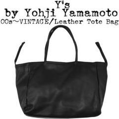 "Thumbnail of ""美品★Yohji Yamamoto★00s★オールド ヨウジ★レザートートバッグ"""