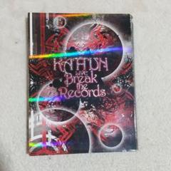 "Thumbnail of ""KAT-TUN/KAT-TUN LIVE Break the Records〈…"""
