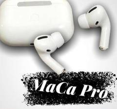 "Thumbnail of ""MaCa Pro ホワイト Bluetoothイヤホン 最安値 高性能イヤホン"""