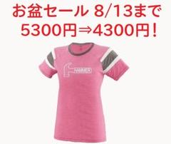 "Thumbnail of ""ハンマー 女性用Tシャツ WOMEN US ""S""サイズ"""