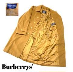 "Thumbnail of ""美品!Burberrys' バーバリーズ ステンカラーコート カシミヤ50%"""
