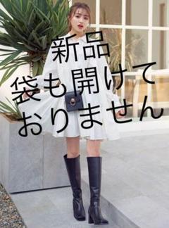 """Thumbnail of """"GRL ティアードボリュームシャツワンピース M"""""""