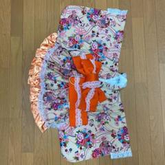 "Thumbnail of ""京都瑠璃雛菊 着物ドレス3歳用"""