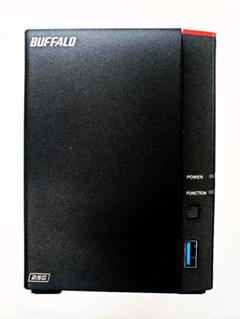 "Thumbnail of ""BUFFALO LinkStation 2.5G LAN搭載高速モデル8TB"""