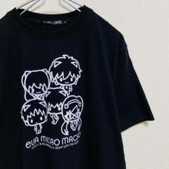 "Thumbnail of ""美品 新世紀エヴァンゲリオン EVA MICROMACRO Tシャツ ブラック"""