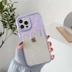 """Thumbnail of """"大人気アイスクリーム iPhone12 ケース パープル"""""""