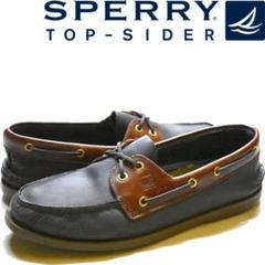"""Thumbnail of """"トップサイダーSPERRYスペリー革靴デッキシューズ古着メンズ514076"""""""