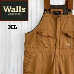 "Thumbnail of ""Walls ウォールズ ダック地 オーバーオール サロペット キャメル XL"""