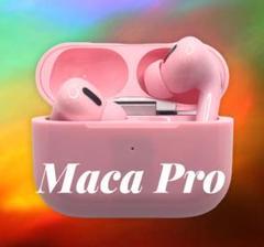 """Thumbnail of """"大人気 Maca pro ワイヤレスイヤホン 新品未使用 ピンク 〇"""""""