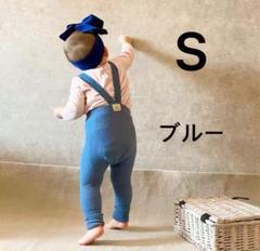 """Thumbnail of """"ブルーS  ベビーレギンス サスペンダー付きレギンス ブレース付き タイツ"""""""