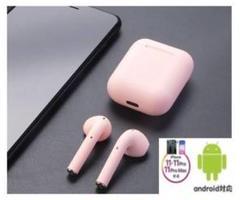 inpods-12 ピンク Bluetooth5.0  ワイヤレスイヤホン