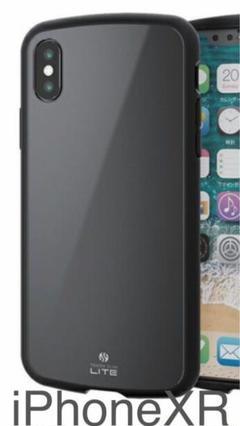 "Thumbnail of ""iPhoneXR ケース TOUGH SLIM LITE 耐衝撃 ブラック"""
