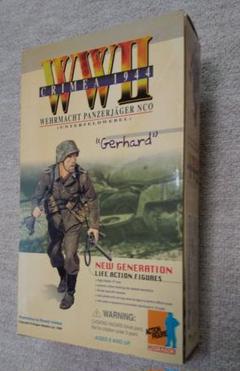 "Thumbnail of ""1/6 ミリタリーフィギアCRIMEA 1944""Gerhard"""""