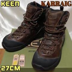 "Thumbnail of ""防水透湿 KEEN 登山靴 最高級モデル カレイグ"""