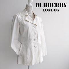 "Thumbnail of ""【BURBERRY BLUE LABEL バーバリー】コットン リネン コート"""
