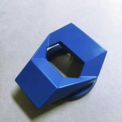 """Thumbnail of """"艶なし 金属製 ユニバーサルカーエンジン スタートボタン保護カバー 1セット"""""""