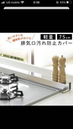 "Thumbnail of ""排気口カバー"""