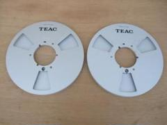 """Thumbnail of """"◎10""""リール2本TEACティアックPRODUCT OF型'70sアルミ"""""""