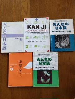 "Thumbnail of ""日本語勉強の為の本。ベトナム語の説明入り"""