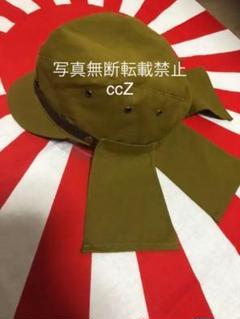 "Thumbnail of ""日本軍 陸軍 帽垂付軍帽 制帽 下士官 略帽 戦闘帽"""