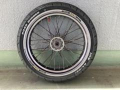 """Thumbnail of """"Dトラッカー用 フロントホイール・タイヤセット リムEXCEL3.5J"""""""