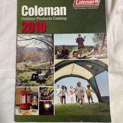 "Thumbnail of ""Coleman 2010カタログ"""
