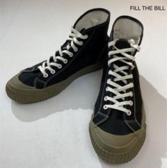 FILL THE BILL ATHLETIC SHOES ハイカットスニーカー