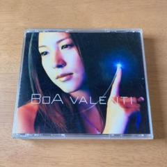 "Thumbnail of ""VALENTI  BoA  DVD付き"""