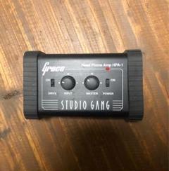 "Thumbnail of ""Greco Head Phone Amp HPA-1"""