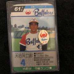 "Thumbnail of ""タカラプロ野球カード 61年度(89年) 近鉄バッファローズ"""