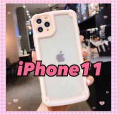 "Thumbnail of ""【iPhone11】ピンク iPhoneケース 大人気 シンプル フレーム"""