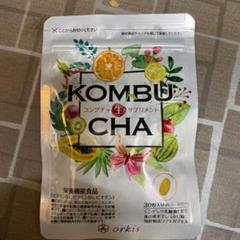 "Thumbnail of ""orkis KOMBUCHA 生サプリメント 30粒"""