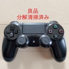 """Thumbnail of """"良品 SONY PS4 純正 コントローラー DUALSHOCK4 ブラック"""""""