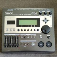 """Thumbnail of """"【さんおじさん専用】Roland V-Drums ドラム音源 TD-12"""""""