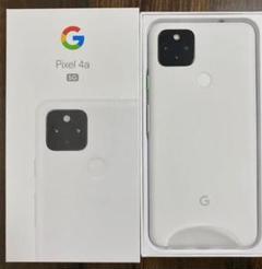 "Thumbnail of ""【最終値下げ】Google pixel 4a 5G SIMフリー(White)"""