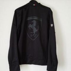 "Thumbnail of ""Puma Ferrari  Black Track Jumper Jacket"""