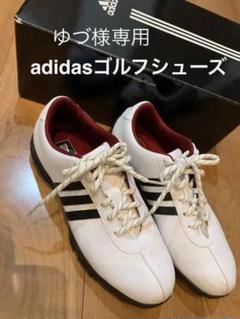 "Thumbnail of ""adidasゴルフシューズ"""