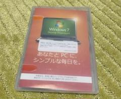 "Thumbnail of ""【使用不可】Microsoft Windows7 Home Premium"""