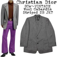 """Thumbnail of """"★美品★Christian Dior★ディオール★80s★テーラードジャケット★"""""""