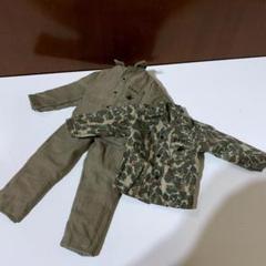 "Thumbnail of ""1/6 12インチ 衣装セット アメリカ海兵隊 第二次世界大戦"""