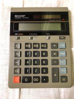 """Thumbnail of """"【値下げしました】SHARP 電卓 12桁 COMPET CS-S270S"""""""