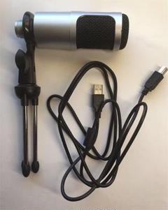 """Thumbnail of """"ZENLO コンデンサーマイク USB接続 スタンド付き"""""""
