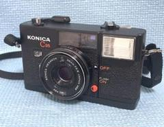 "Thumbnail of ""Konica C35 EF フィルムカメラ 動作確認済み!汚れあり"""
